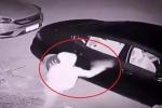 Trộm dùng gạch ném cửa kính ô tô và cái kết 'nhục nhã' không tưởng