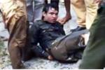Cảnh sát giao thông lội bùn bắt gọn tên cướp tiệm vàng trưa 28 Tết