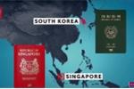 Hé lộ hộ chiếu 3 nước châu Á 'quyền lực' nhất thế giới năm 2019