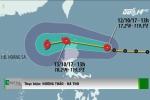 Mưa lũ chưa rút, Bắc Trung Bộ lại sắp đón bão