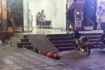 Rơi từ tầng cao xuống, người đàn ông chết thảm trong sân chung cư Đại Thanh