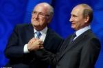 Tổng thống Putin đi xem bóng đá cùng vị khách đặc biệt do ông đích thân mời tới Nga