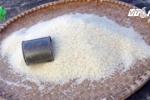 Nhận biết gạo chứa hóa chất bảo quản sinh học
