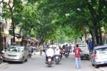 Hà Nội phân luồng phục vụ thi công đường Nguyễn Đình Chiểu