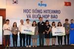 Hitejinro Việt Nam trao 200 triệu đồng học bổng cho sinh viên xuất sắc