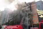 Cháy quán karaoke, 13 người chết: Kỷ luật 3 cảnh sát phòng cháy chữa cháy