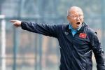 U23 Việt Nam nín thở chờ đội hình của thầy Park