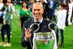 HLV Zidane: Thật điên rồ khi Real 3 lần vô địch Cúp C1 liên tiếp
