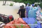 Xót xa cảnh lũ cuốn phăng nhà và hàng trăm gia súc ở Hà Tĩnh
