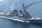 Tàu chiến Trung Quốc hung hăng, tiếp cận nguy hiểm chiến hạm Mỹ trên Biển Đông