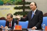 Thủ tướng: 'Không có giải pháp, Hà Nội sẽ trở thành thành phố tắc nghẽn'