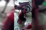Clip: Bắt khẩn cấp người cha bị tình nghi xâm hại tình dục con gái ở Long An