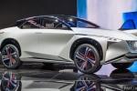Cận cảnh mẫu xe lái tự động đáng gờm của Nissan