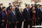 Đại biểu Quốc hội viếng Chủ tịch Hồ Chí Minh trước kỳ họp thứ 5