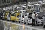 Những con số 'khủng' thị trường ô tô trong nước 7 năm qua