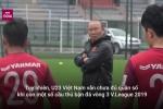 U23 Việt Nam đón tin vui trước thềm U23 châu Á