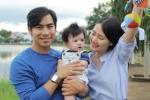 Diễn viên Ngọc Lan: Không có chồng, tôi không cả biết cách chăm con