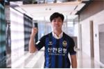 Clip: Công Phượng bập bẹ nói tiếng Hàn, được fan khen đáng yêu