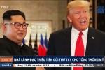 Ông Kim Jong-un viết gì trong thư tay gửi ông Trump?