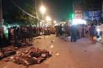 Xe 'điên' đâm liên hoàn khiến 12 người thương vong ở Sài Gòn: Lời kể kinh hoàng từ nhân chứng