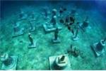 Sự thật gây ngỡ ngàng của ngôi chùa chìm sâu trong lòng đại dương