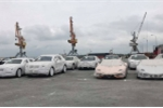 Ô tô nhập Mexico chiếm vị thế độc tôn, 12 xe sang Lamborghini, Bentley 'mắc kẹt' tại cảng