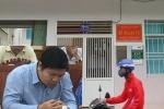 Kiểm điểm việc kết nạp Đảng nguyên phó giám đốc Sở Ngoại vụ Bình Định Nguyễn Đức Hoàng