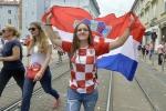 Nhung co nang Croatia xinh dep khan giong voi nguoi hung World Cup hinh anh 5