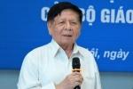 Nguyên Thứ trưởng GD-ĐT: Hình thức thi hiện nay phù hợp với giáo dục Việt Nam