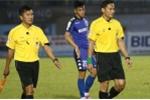 Trọng tài 'bẻ còi' hy hữu ở V-League từng bị tố 'hành xử thiếu văn hóa'