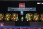 Video: Lễ viếng nguyên Tổng Bí thư Đỗ Mười tại TP.HCM