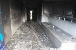 Cháy chung cư ở quận 8 TP.HCM: Dân không được hỗ trợ hoảng loạn chạy lên chạy xuống, chuông báo cháy không kêu