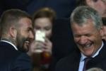 Roi le ra mat VinFast, Beckham ve Old Trafford xem MU thi dau hinh anh 5