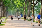 Thời tiết hôm nay 13/11: Miền Bắc hửng nắng, Nam Bộ có mưa rào