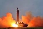 Ảnh: Trong kho vũ khí hạt nhân răn đe của Triều Tiên có những loại tên lửa nào?