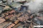Yêu cầu Chủ tịch Hà Nội làm rõ mức độ ô nhiễm sau vụ cháy Công ty Rạng Đông