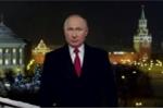 Thông điệp năm mới của Tổng thống Putin: 'Nga chưa bao giờ có ai giúp đỡ và sẽ không bao giờ có'