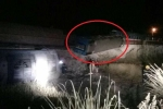 Clip: Hiện trường lật tàu trong đêm ở Thanh Hóa, 2 người chết
