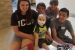Cháu bé 2 tuổi, tập đi mãi không vững vì bệnh ung thư não hiếm gặp