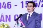 Phó Thủ tướng Vũ Đức Đam: 'Phấn đấu để sinh viên được nhà tuyển dụng tiếp nhận'
