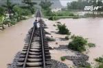 Những hình ảnh khủng khiếp do bão số 10 gây ra ở các tỉnh miền Trung