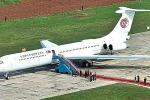 Liên tiếp 3 máy bay từ Triều Tiên lên đường tới Singapore, bao gồm cả chuyên cơ của ông Kim Jong-un