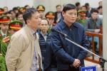 Bị cáo vụ án PVC nói với Trịnh Xuân Thanh: 'Vì ai mà bao nhiêu người phải đến phiên tòa này?'