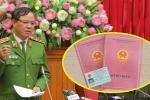 Trung tướng Trần Văn Vệ: 'Thông tin bỏ sổ hộ khẩu, CMND là chưa chính xác'