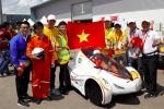 ĐH Lạc Hồng vô địch giải đua xe tiết kiệm nhiên liệu Châu Á