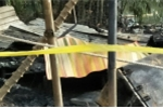 Hàn gắn tình cảm với vợ không thành, người đàn ông đốt nhà khiến 2 người chết