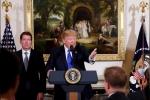 Ông Trump phàn nàn về công bằng thương mại với Nhật Bản, giải thích lí do Mỹ rút khỏi TPP