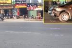 4 người bị ô tô tông chết khi sang đường ở Thái Nguyên: Tài xế khai gì?