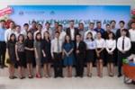 Doanh nghiệp tham gia hỗ trợ việc làm cho sinh viên Đại học Văn Hiến