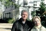 Cháy nhà cựu Tổng thống Mỹ Bill Clinton